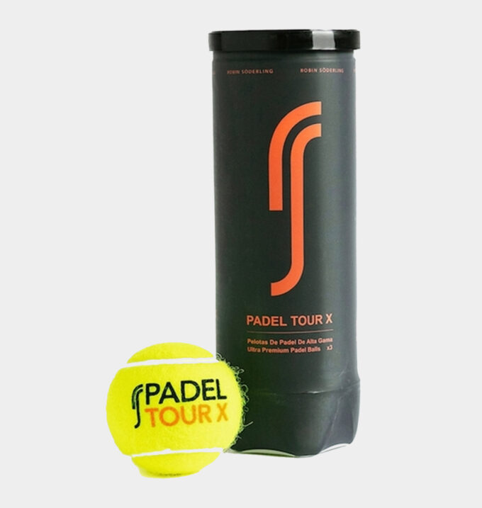 RS Padel Tour X padelbollar