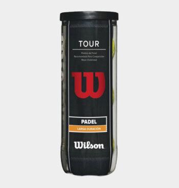 Wilson Tour padelbollar