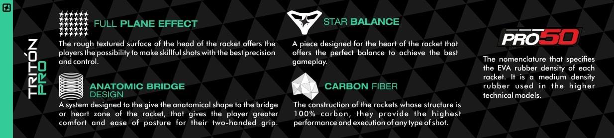 StarVie Triton Pro 2021 technologies