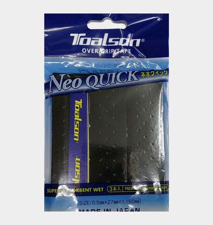 Toalson Neo Quick Overgrip Black