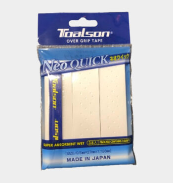 Toalson Neo Quick Overgrip White
